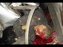 Жестокие аварии на видеорегистратор, ДТП на дорогах Car Crash Compilation