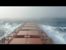 Шторм в Тихом Океане