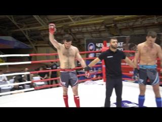 Магомедов Шамиль - слова после победы на чемпионате ЦФО по #MMA 2018