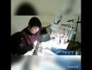 Елена Федина сдаёт экзамен по моделированию и дизайну ногтей.