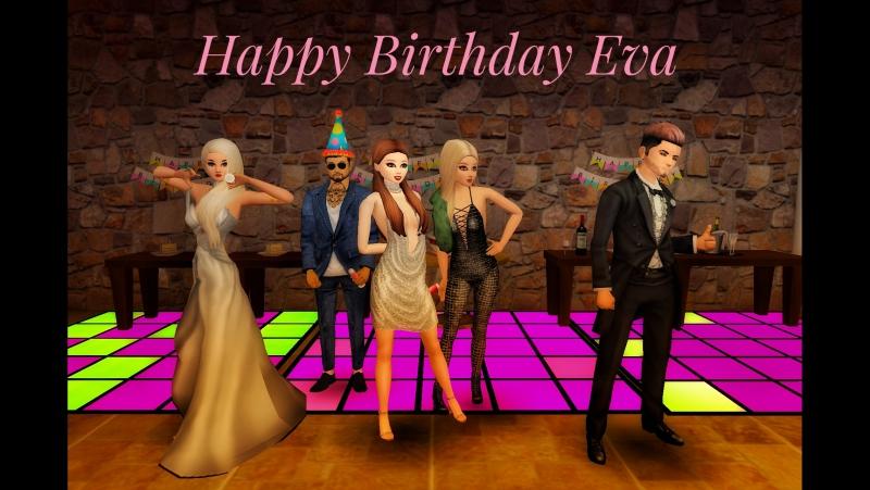 16.11.2017г. Happy Birthday Eva, my best friend🎈🎊🎉🎁❤️