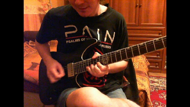A Plea For Purging - Malevolence solo cover