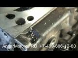 Ремонт Головки Блока (ГБЦ) Audi A3 1.4 TFSI Шлифовка Опрессовка Сварка Восстановление постелей