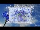 Голубые огни васильков Картины современной живописи