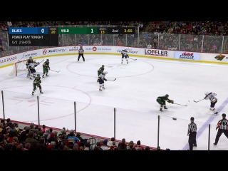 NHL 17/18, RS: St. Louis Blues - Minnesota Wild [02.12.2017, FS-Blues]