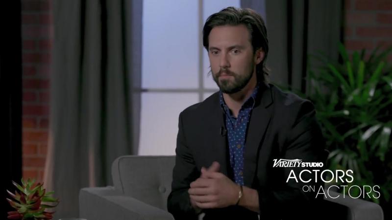 Actors on Actors_ Milo Ventimiglia and Freida Pinto (Full Video) topnotchenglish