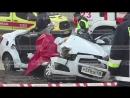 В серьезной аварии в Приморском районе погибли два человека | Приморский район
