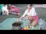 Вау!! Красивая Кулинария Угорь В Моей Деревне - Как Приготовить Угорь В Камбодже