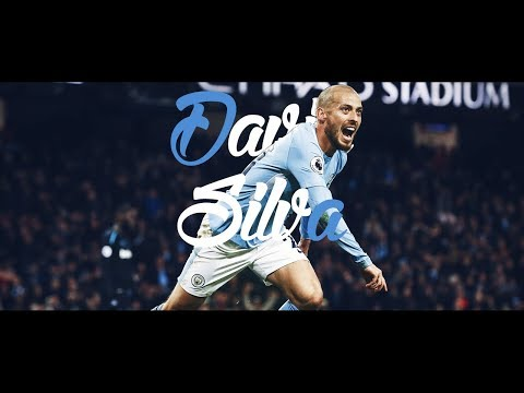 David Silva - Man City's Architect - Amazing Goals Assists 2017/18