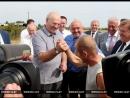 «Можна я вас буду братаном называць» — камбайнер, якому Лукашэнка ціснуў руку