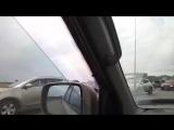 ДТП на выезде из города в сторону Кедровки