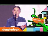 Millie Bobby Brown's Meaningful Speech After First Blimp Win