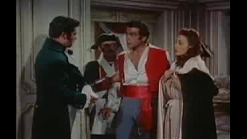 Капитан Скарлетт.1953