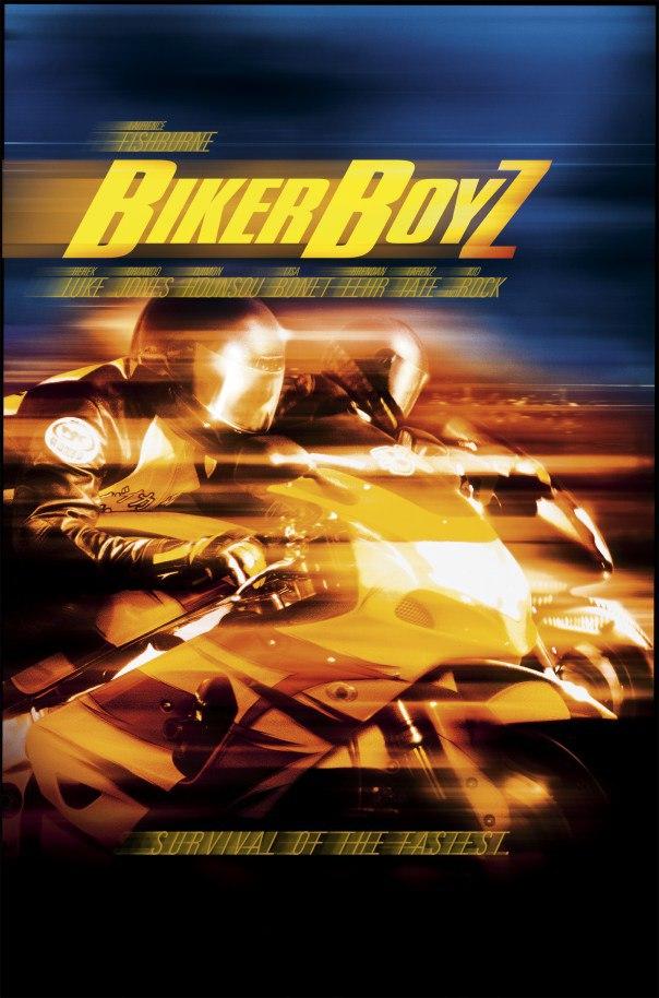 Афиша Саратов Киновечер: Biker Boyz в Oldschool 07.03