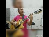Ave Maria electric guitar