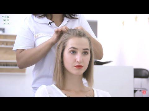 Укладка на КОРОТКИЕ волосы ★ Прическа в школу, университет | YourBestBlog