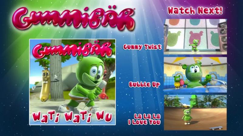 Wati Wati Wu Deutsch German Version Gummibär The Gummy Bear Song