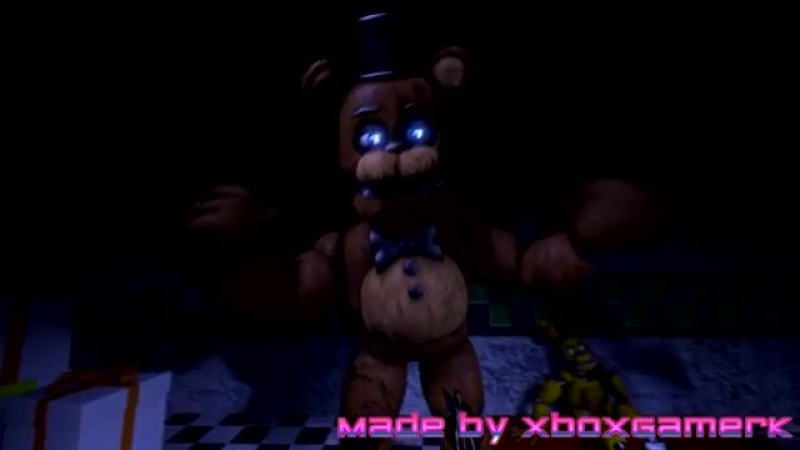 SFM_ Duet Of Justice _'Showtime' FNAF 2 song by Madame Macabre.mp4