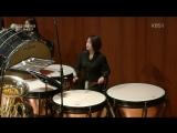 Korean Pops Orchestra. Sous Le Ciel De Paris (Orchestral)