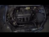 Dodge Neon II 2.0 16V работа ДВС.