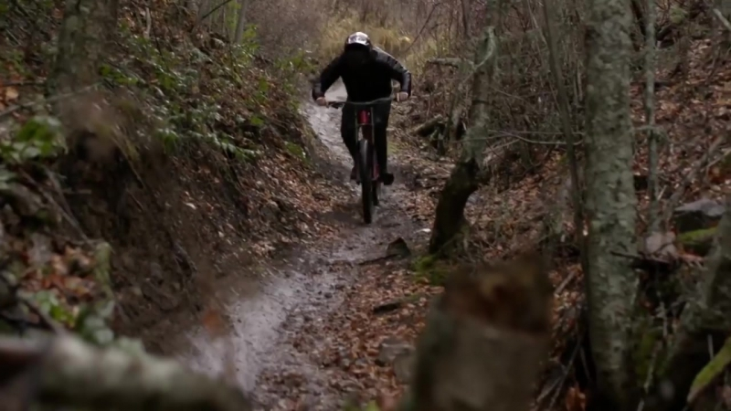100 Seconds of Trail Destruction with Matty Miles Raw 100