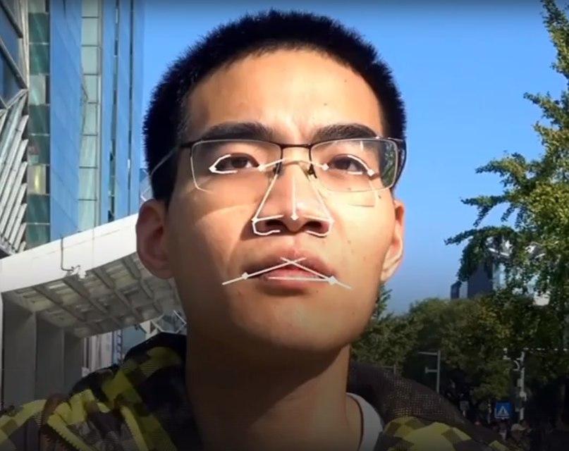 Слежка за людьми уже скоро в Китае
