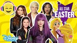 All Star Music Mashup Battle! ft. Jessie, Descendants 2 &amp More! Official Disney Channel UK