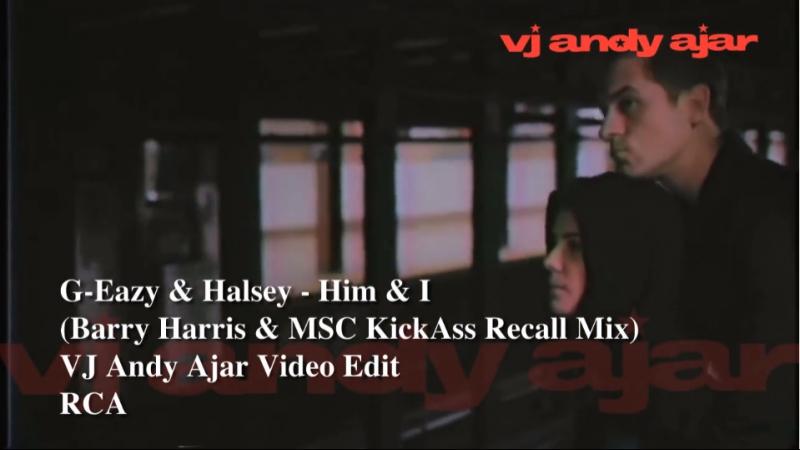 G-Eazy Halsey - Him I (Barry Harris MSC Kickass Recall Mix)