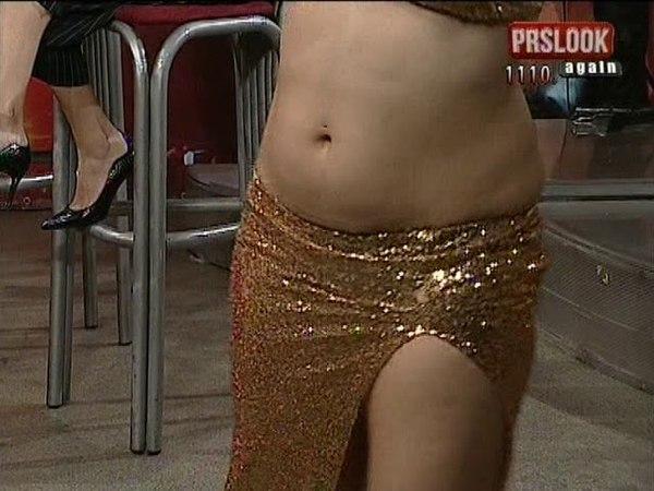ALEKSANDRA POLITOPULOS - Orijentalni ples - LIVE - Prslook Again -1110 TV KCN