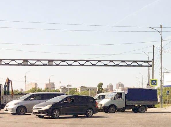 В Хабаровске быстрыми темпами увеличивается количество личного транспорта горожан