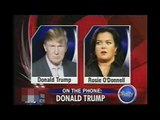 Donald Trump DESTROYS Rosie O'Donnell (2006)