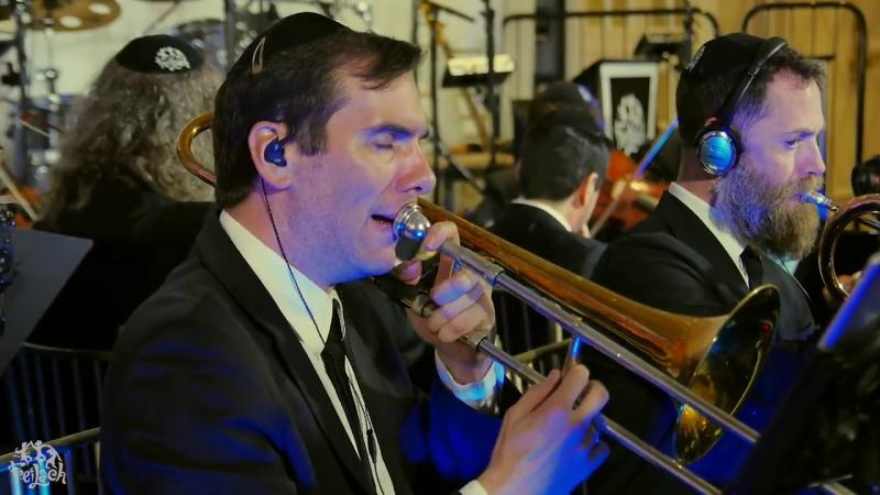 The Freilach Band Chuppah Series Mi Adir Mi Bon Siach ft Shmueli Ungar Yossi Weiss Yedim