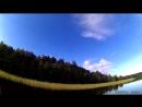 Нахимовское озеро. Задрал камеру, съемка так себе.