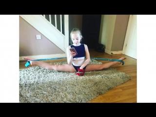 SLs STRONG Kids Gymnastics and FLEXIBILITY