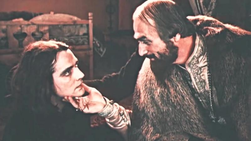 Царь Иван Грозный (Федор Басманов) - а мне вообще на вас на всех наплевать