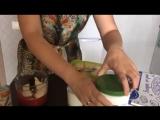 Коктейль арбуз-дыня-XS мангомаракуйя
