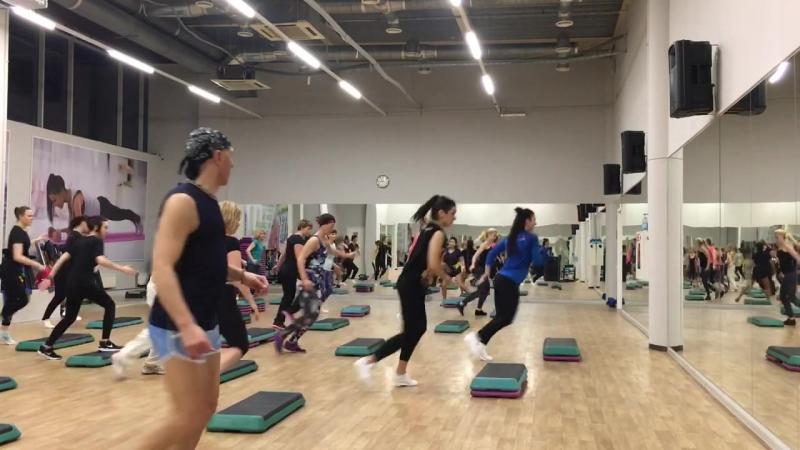 Kravtsova Gorokh Team / Step2 / Fitness House на Пулковском
