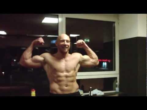 Drago - MEGAMЭN (fitness blog) - 02 - Тройной сплит ДЕНЬ 1 | megaman | драго