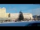 Десять дней до марта. В Якутске убирают последнюю новогоднюю елку