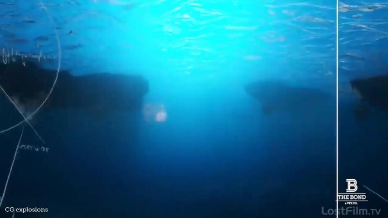 Демоны да Винчи (Da Vinci's Demons) - Озвученный ролик к 3 сезону: «Спецэффекты» (Bond VFX).