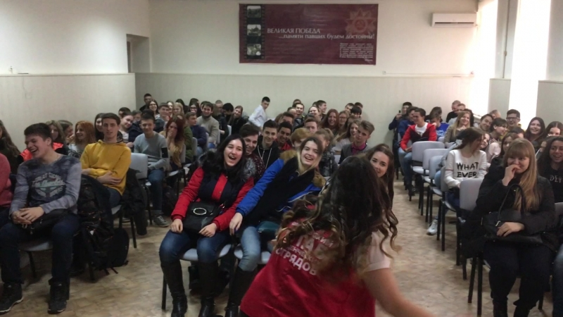Школа вожатых ЮГА | Таганрог ОТКРЫТА!