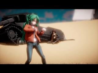 Sati Akura – Sand Planet [MMD]