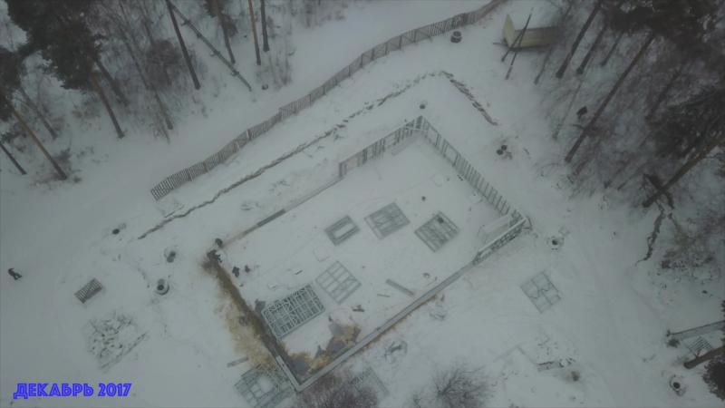 Модернизация футбольного поля ДЮСШ-2. 26.12.17