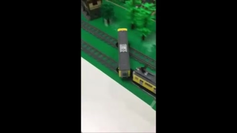 железнодорожный дрифт