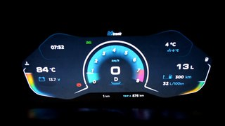 Виртуальная приборная панель VW GOLF 3 | ВАЗ | Иномарки. Witronic Ч.2