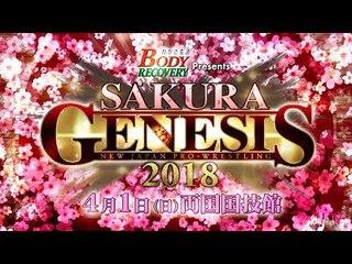 Промо-ролик к Sakura Genesis 2018