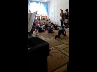 танец жуков