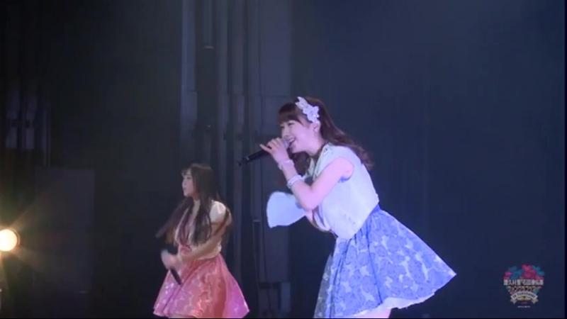 Fukumura Mizuki, Ishida Ayumi ♪ Hand made CITY (Morning Days Happy Holiday 2016 FC Tour in Yamanashi)