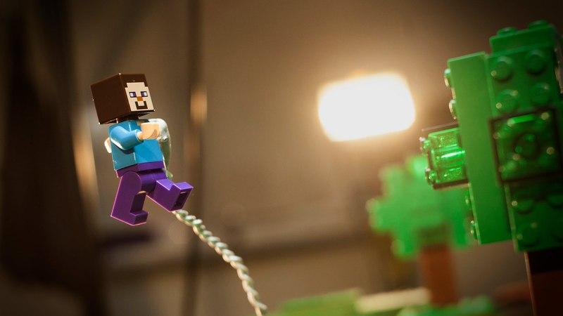 LEGO Jump Animation Tutorial (with fun cartoony style!)