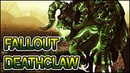 Glowing Radiation Effect - Fallout4 Deathclaw